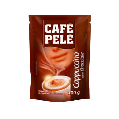 Cafe Pele Cappuciono Chocolate