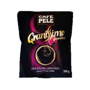Café Pelé Graníssimo Solúvel Liofilizado