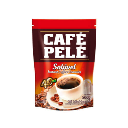 Café Pelé Solúvel Tradicional