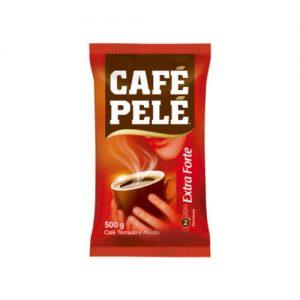 Café Pelé Torrado e Moído Extra-Forte
